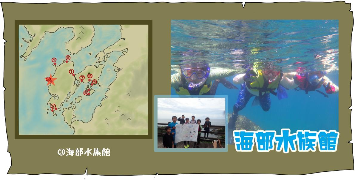 海部水族館